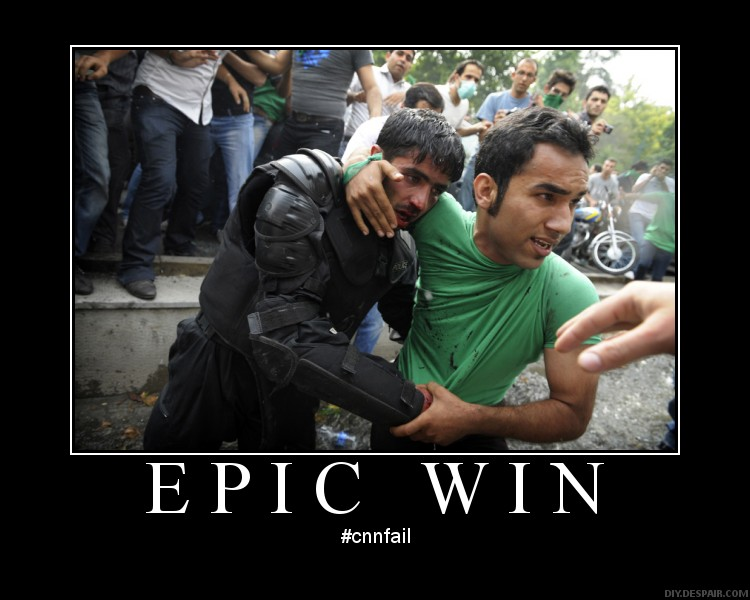 La boutique de Jerry Gohlay Epic-win-cnnfail-iran-poster